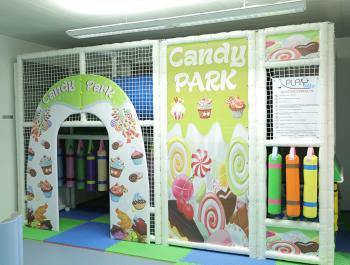 """Kian's Candy Park"" Party"